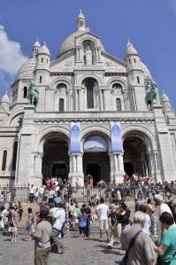 Biserica Sacre-Coeur - Paris - Franta