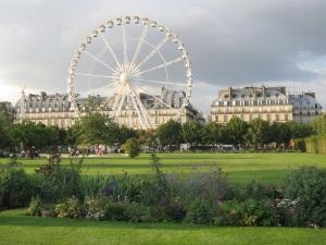roata Luvru - Paris - Franta