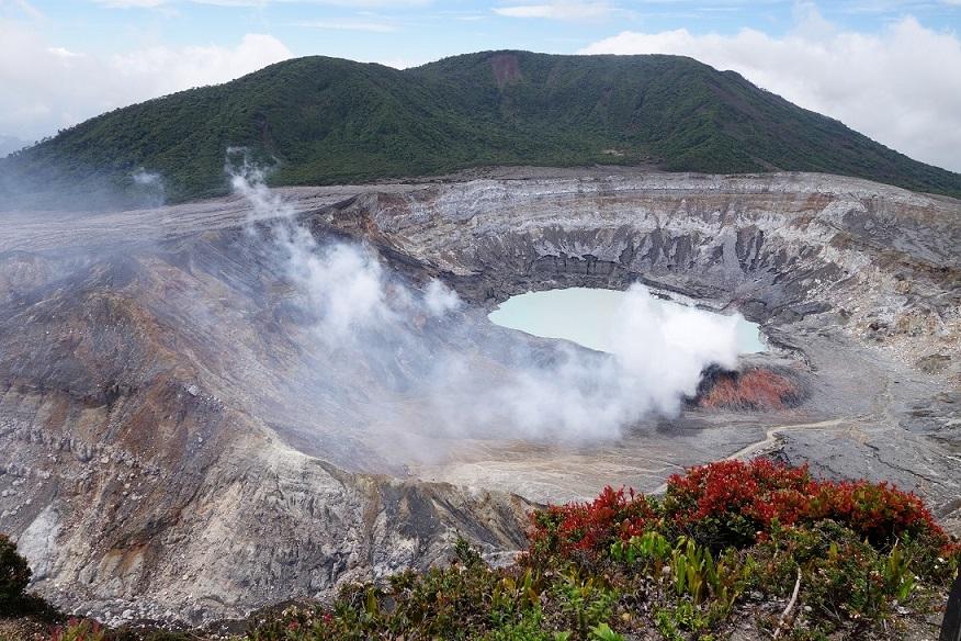 Vulcanul Poas - Costa Rica