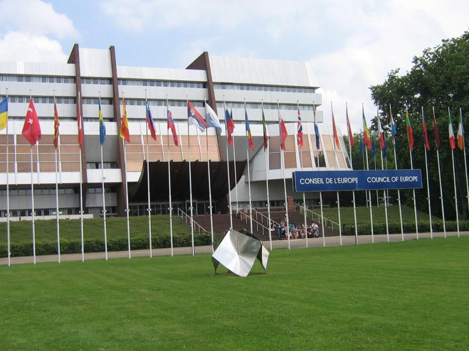 consiliul europei - strasbourg - alsacia - franta