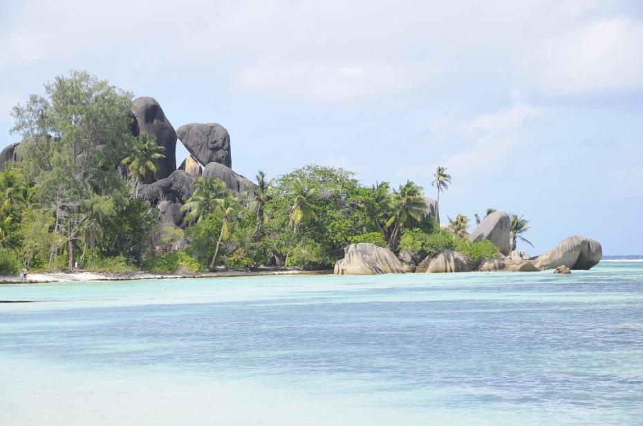 La Digue - Ance Source d'Argent -Seychelles