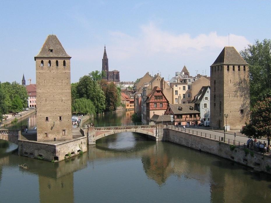 La Petite France - Strasbourg - Franta