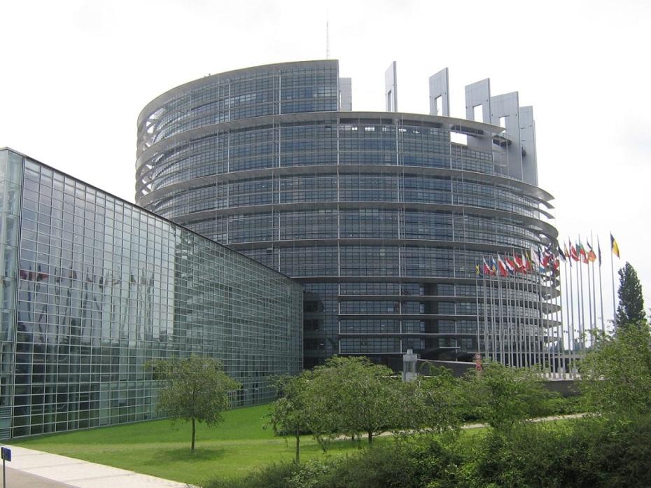Parlamentul European - Strasbourg - Franta