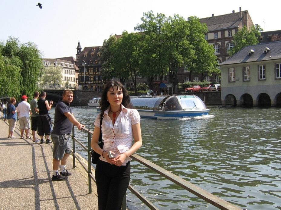 strasbourg - alsacia - franta
