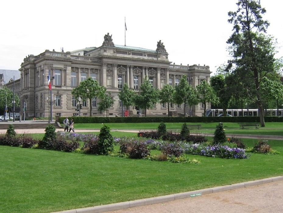 strasbourg - alsacia