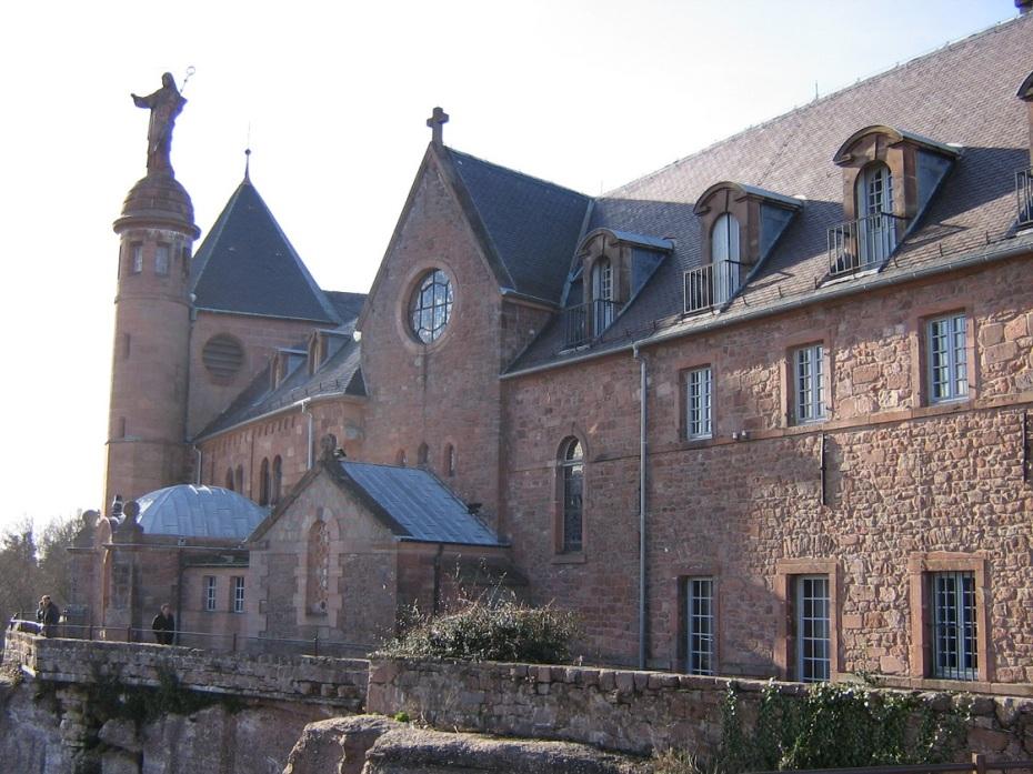 Sainte-Odile- Alsace