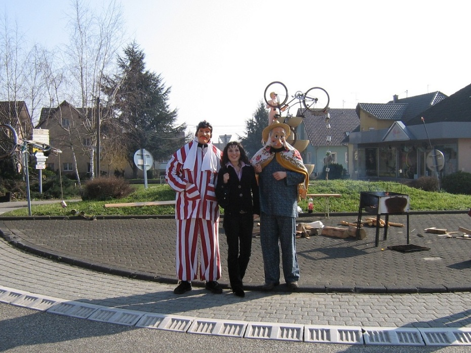 carnaval in alsacia