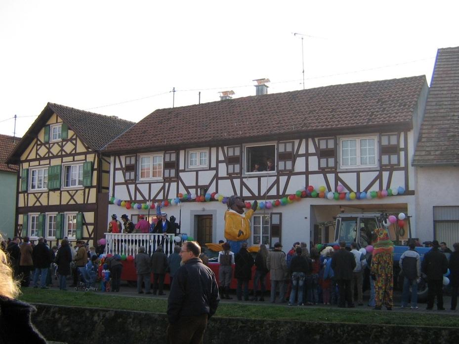 Karneval - Alsace