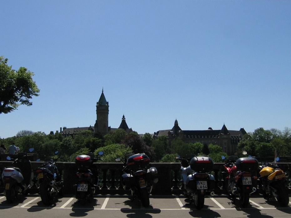 palatul ducal -luxembourg