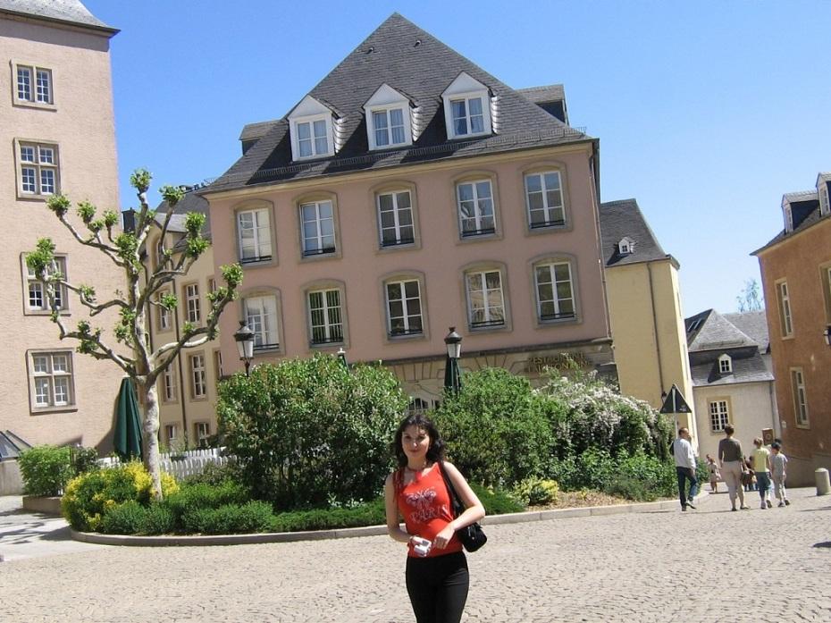 Piata Armelor - Luxemburg
