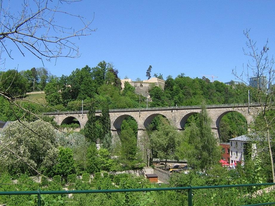 Podul Adolf - Luxemburg