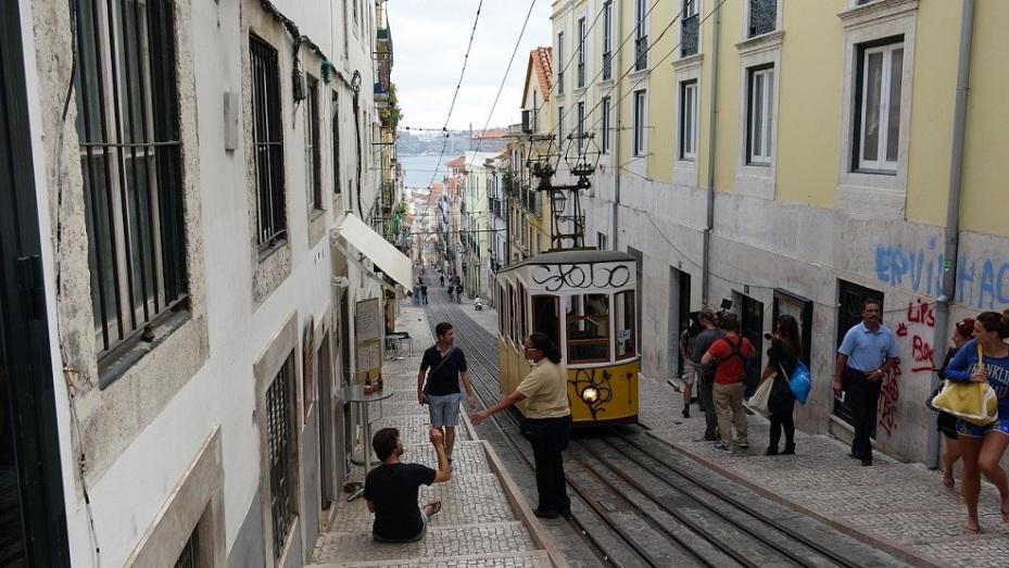 Barrio Alto-Lisbon
