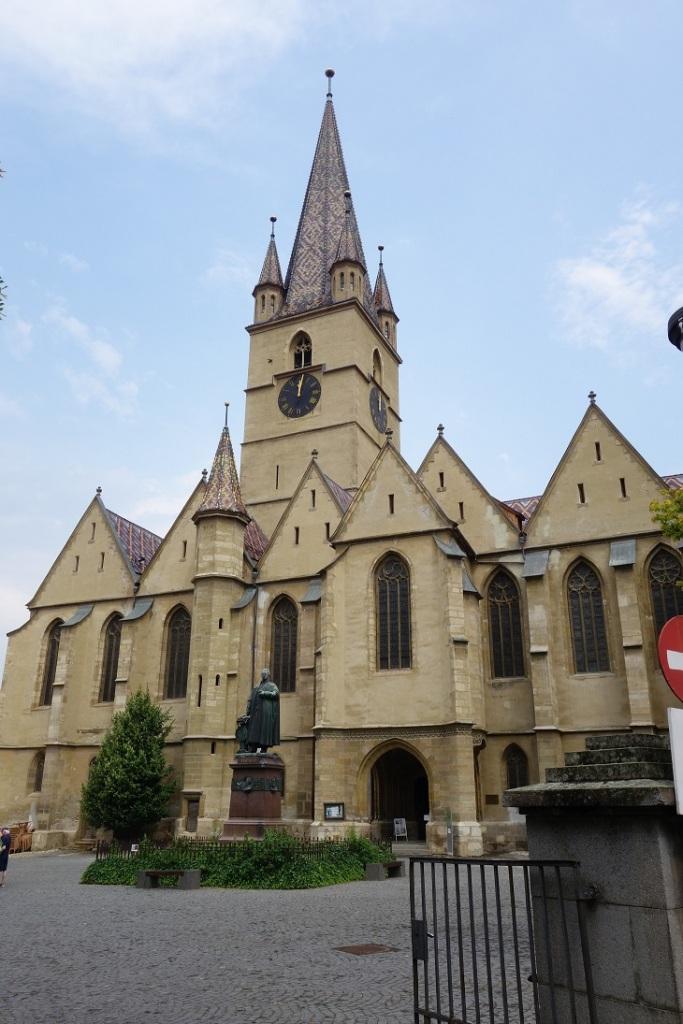 Catedrala Evanghelica C.A. - Sibiu