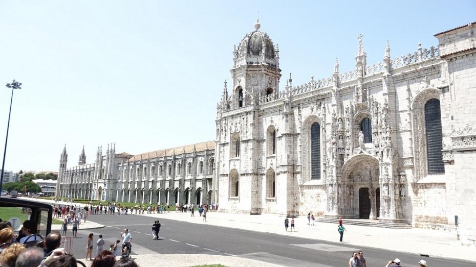 Manastirea Jerónimos-Lisabona