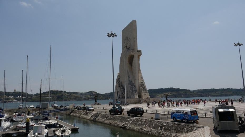 Monumentul Exploratorilor-Lisabona -Portugalia