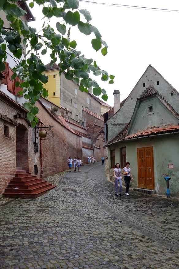 Pasajul Scarilor - Sibiu