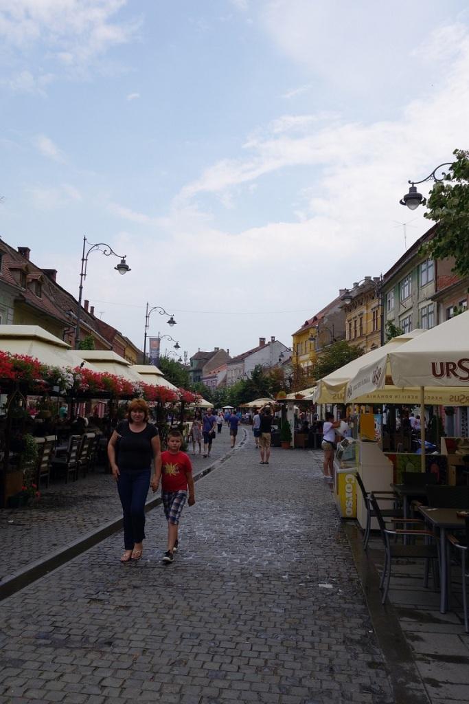 str. Nicolae Balcescu - Sibiu