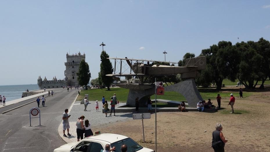 Turnul Belem - Lisabona-Portugalia