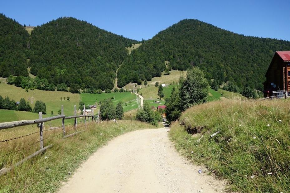 sat Pestera Romania