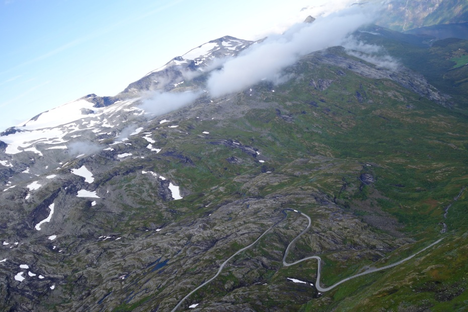 Dalsnibba - Norvegia