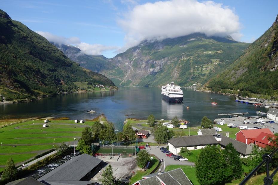 Geiranger - Norgevia