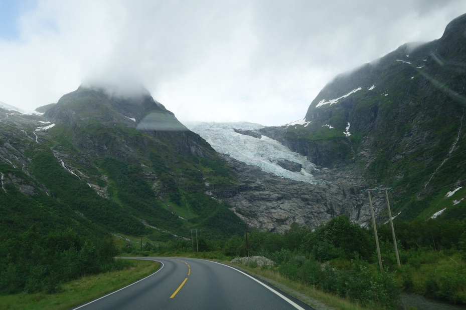 Ghetar Norvegia