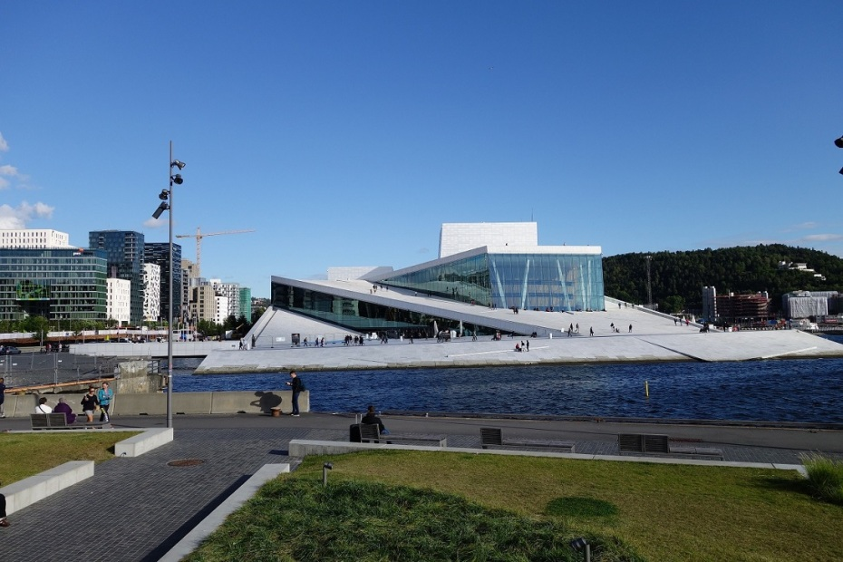 Opera Oslo - Norvegia