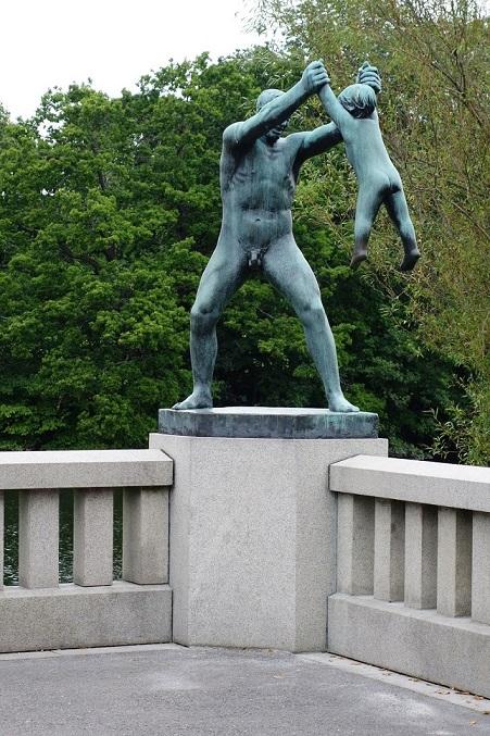Parc Sculpturi Vigeland - Oslo