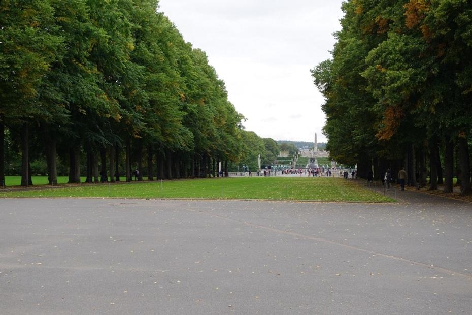 Parcul Vigeland - Oslo