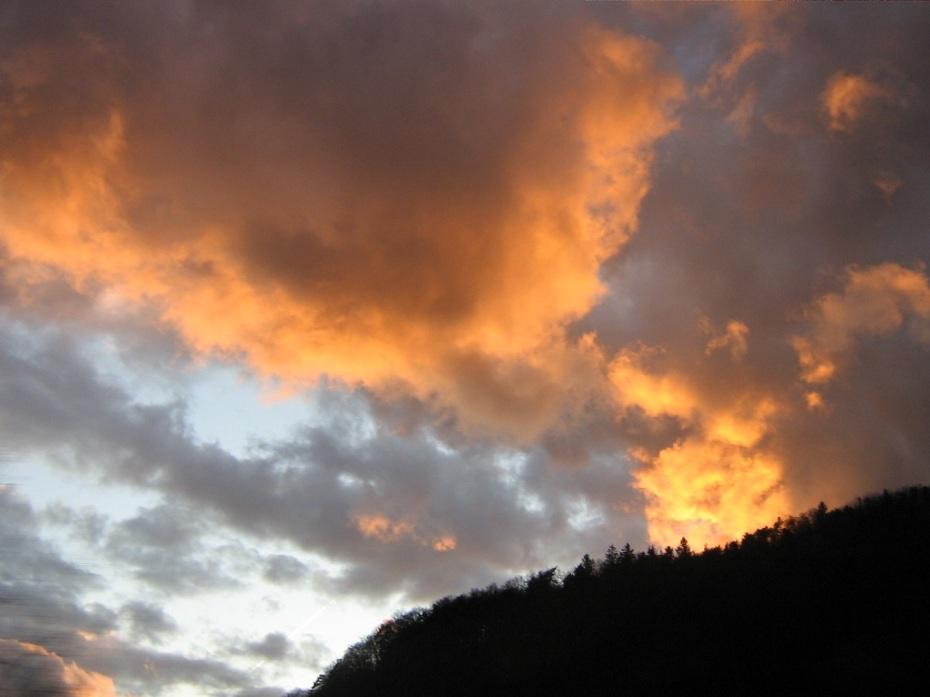 Cer in flacari - Elvetia