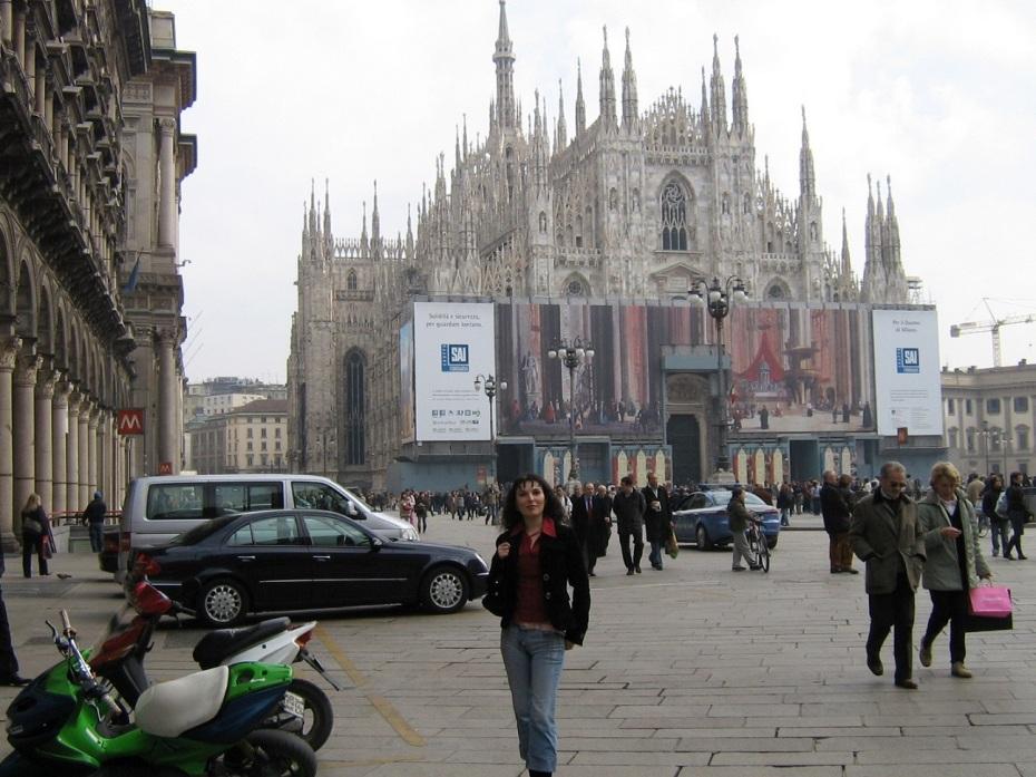 Domul din Milano - Italia