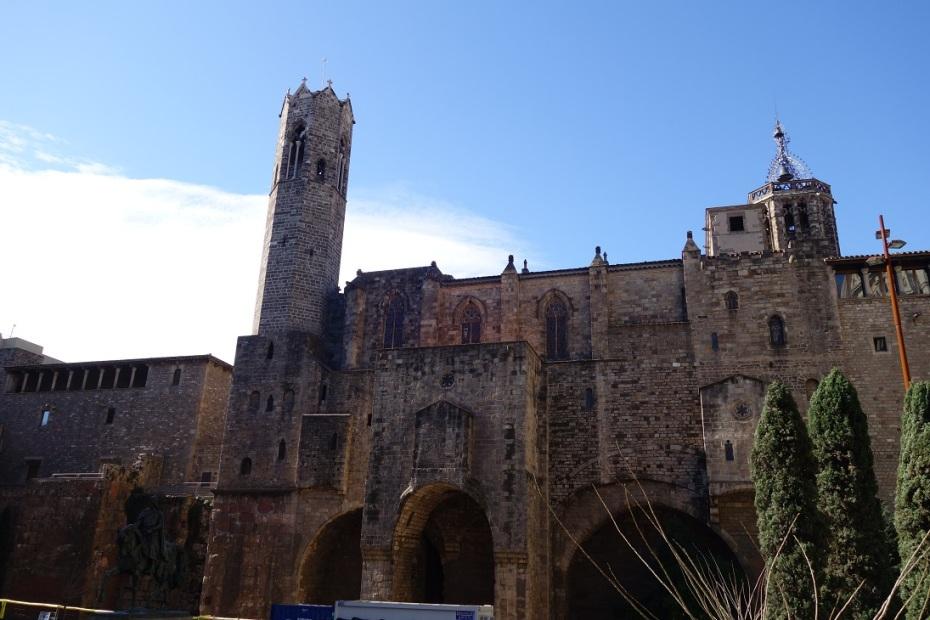 Barcelona- orasul vechi