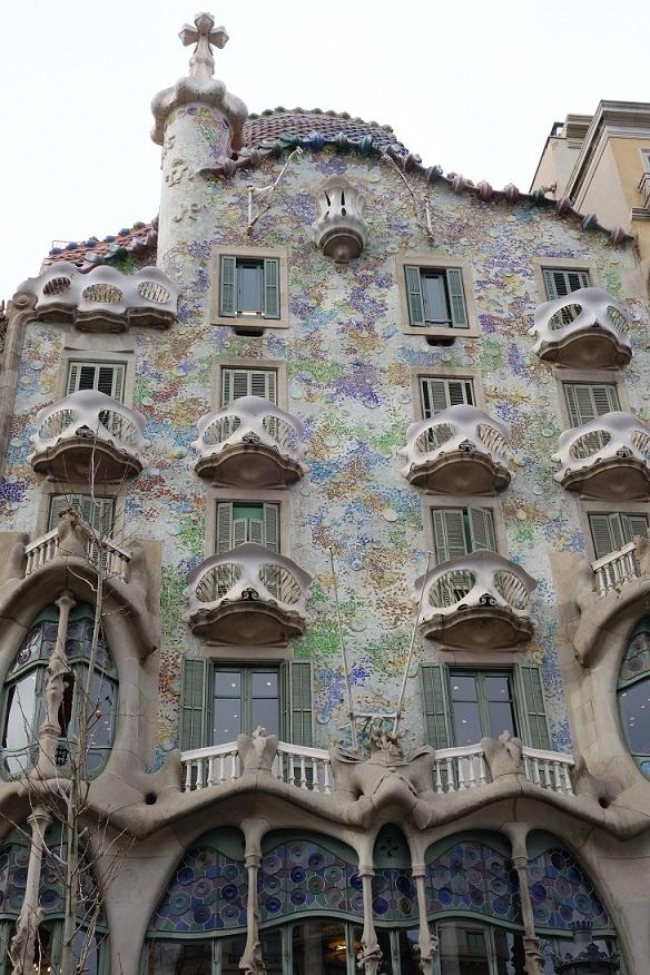 Casa Batllo - Antonio Gaudi