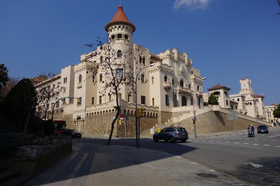 Cuartel del Bruch-Barcelona