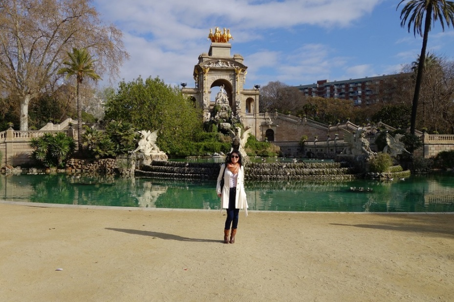 LA Cascada-Barcelona