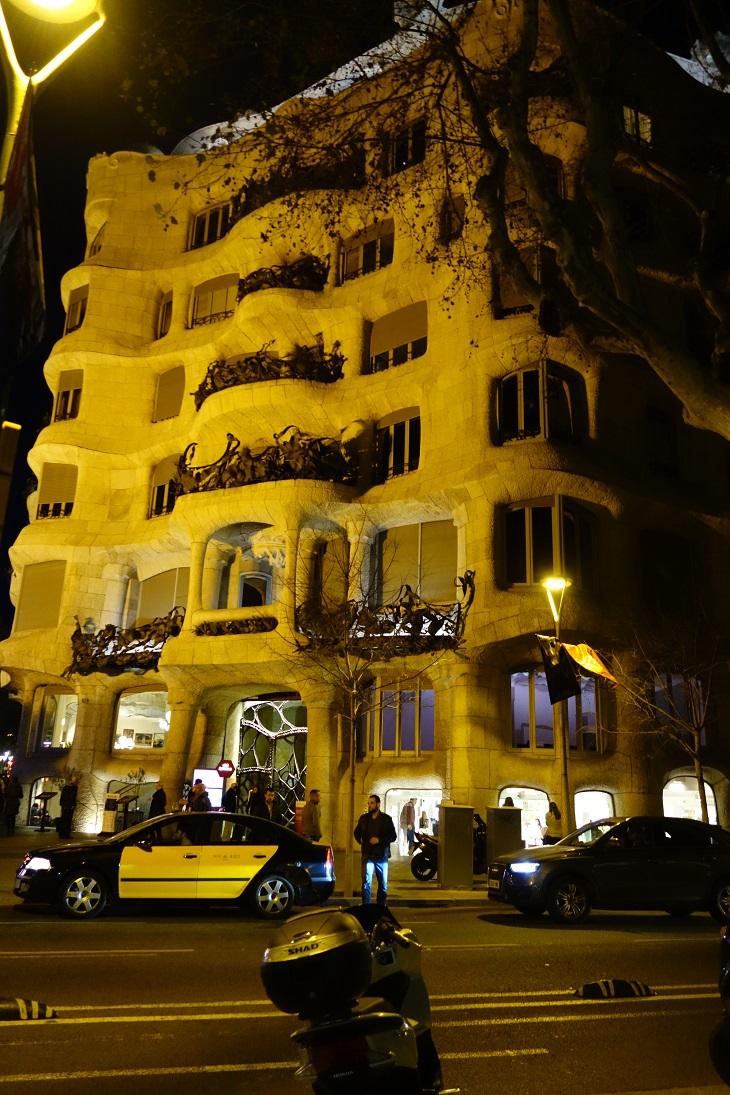La Pedrera - Casa Mila- Gaudi