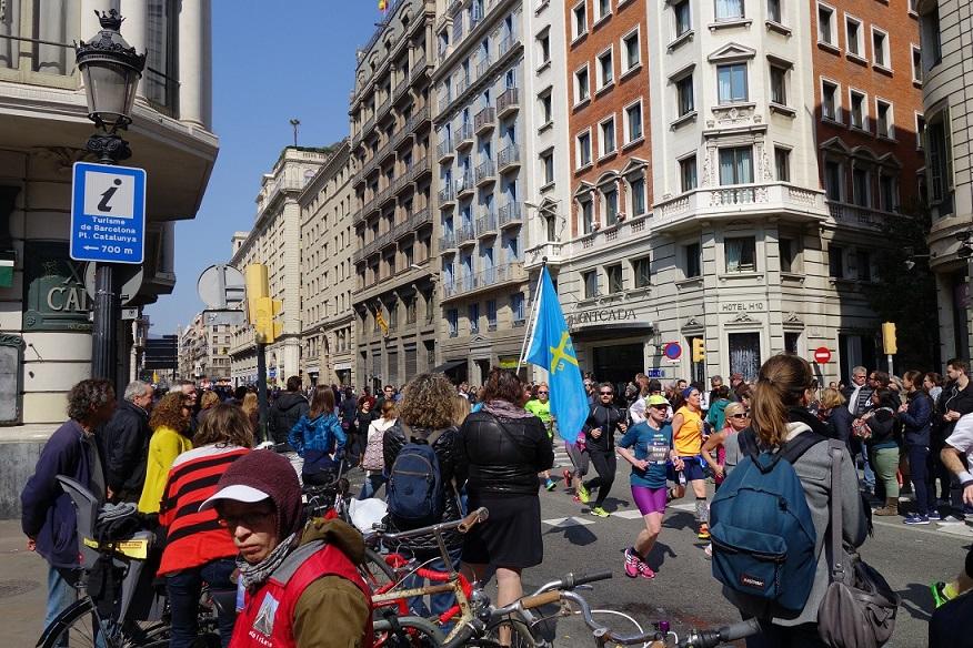 Maraton Barcelona 13.03.2016