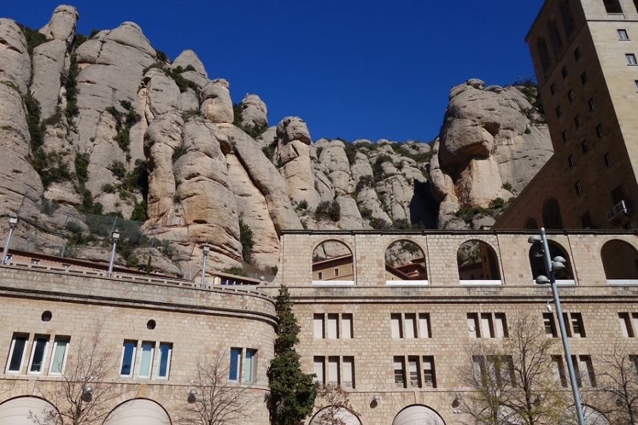 Montserrat - near Barcelona