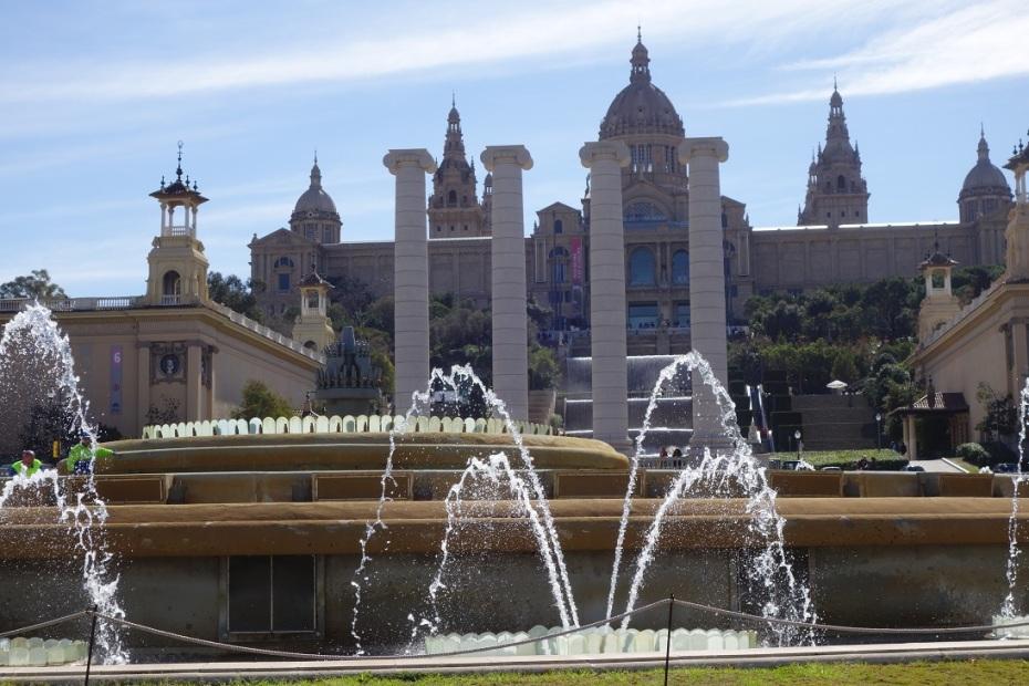 Museu Nacional d'Art de Catalunya -Barcelona