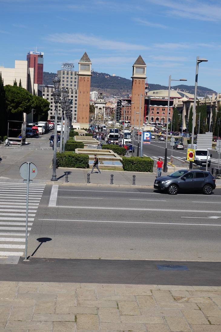 Piata Spania- Barcelona