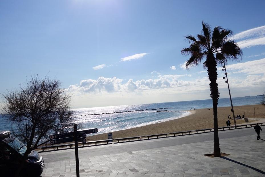 Plaja Barcelonita - Spania