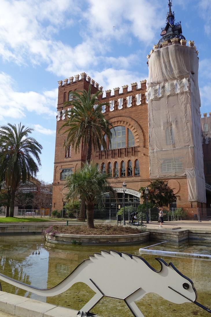 TresDragonsCastle- Barcelona