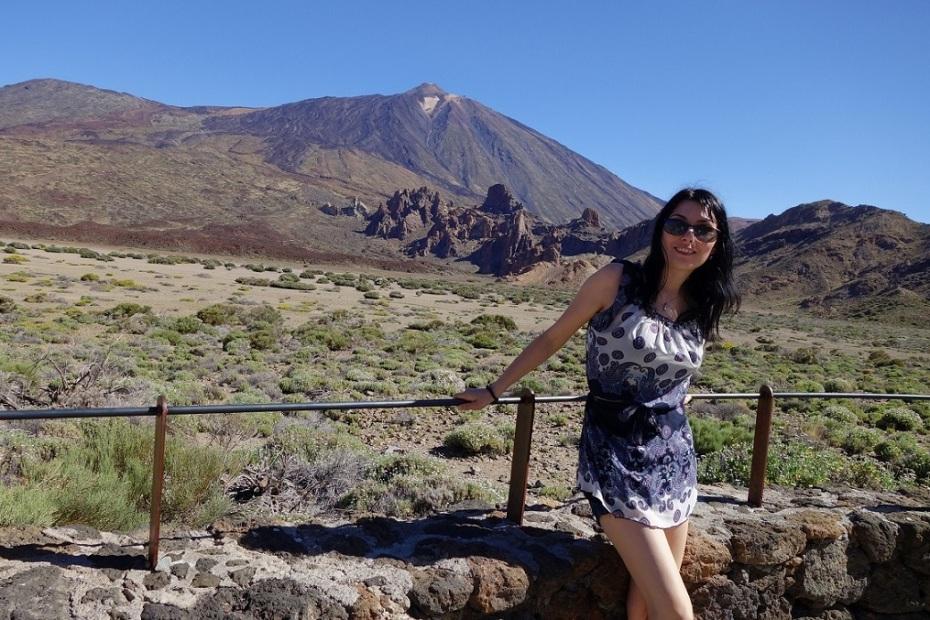 El Teide - Loredana Patrutiu Baltes