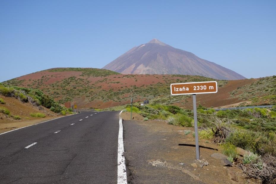 El Teide - Tenerife- Iunie 2016