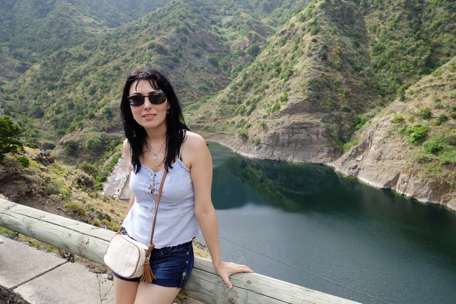 Loredana Patrutiu Baltes -La Gomera - Insulele Canare