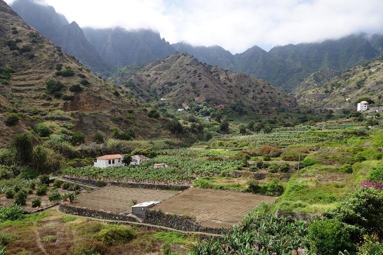 Valle Gran Rey - La Gomera - Insulele Canare