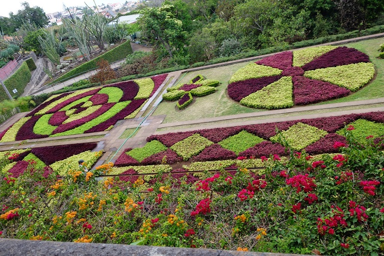 Gradina Botanica Madeira