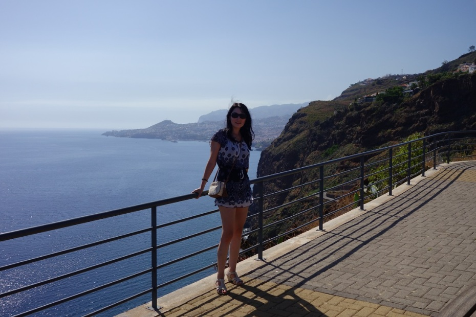 Miradouro do Cristo Rei do Garajau - Madeira