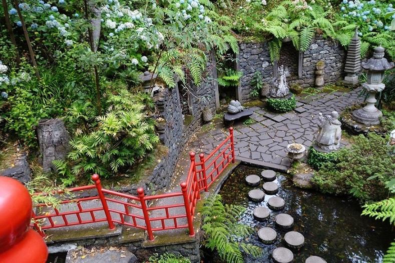 Monte Palace Tropical Garden - Madeira
