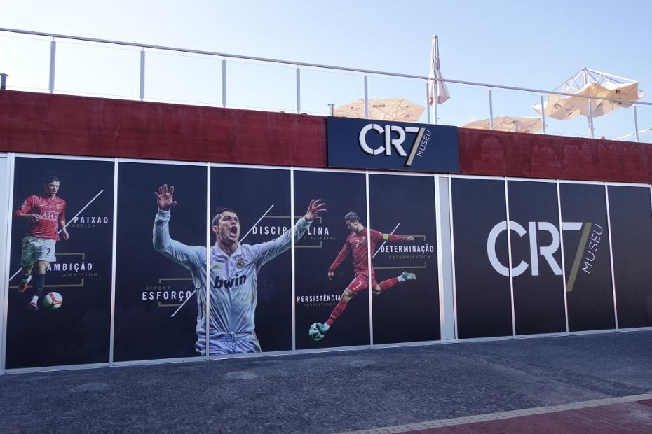 Muzeu Cristiano Ronaldo -Madeira